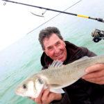 Actualités guide de pêche : Sortie sur le Bassin avec Jeannot et Christian sur leur bateau