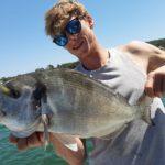 Actualités guide de pêche : La saison estivale est belle et bien lancée sur le Bassin d'Arcachon !